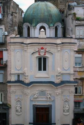 Chiesa di Santa Maria della Colonna - Napoli